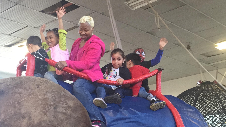 Jorge Brio and Kids